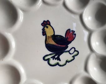 Deviled Egg Platter Plate Tray - American Artware