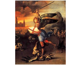 St Michael the Archangel 15 Poster