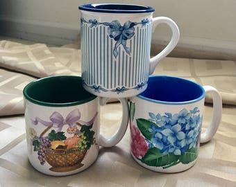 Potpourri Press Coffee Mugs