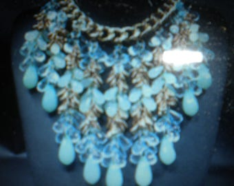Very beautiful bib necklace