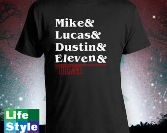 Stranger Things Kids Inspired T-Shirt - Nostalgia, Upside Down, Typography, Netflix Tee, 1980s, Etsy, T Shirt, Stranger Things CT-929