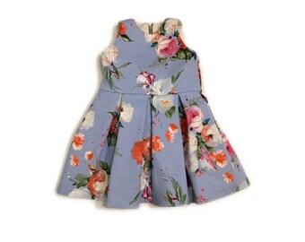 Spring floral Blake dress