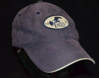 Retro Walt disney World Eagle Pines Adjustable Baseball Cap Hat (One Size Fits All)