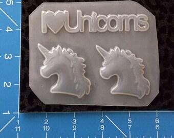 Unicorn molds