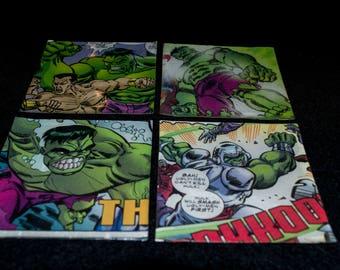 Hulk Magnets