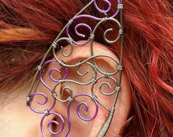 Night Shade Elf Ears - Copper Wire