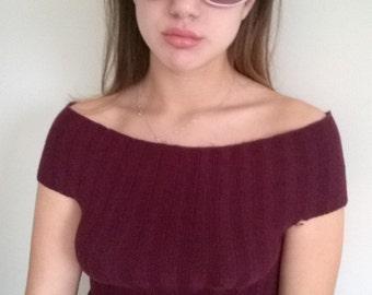 Set of 3 Super Cute Pink Sunglasses