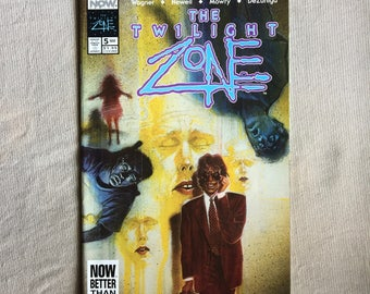 THE TWILIGHT ZONE Vol. 2, No. 5 Comic Book