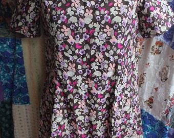 Floral dress REF 470