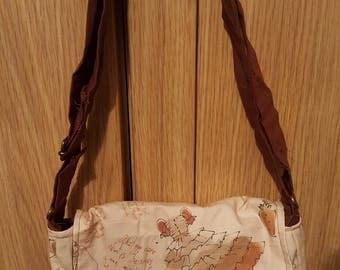 Firefly Inspired Mini Satchel Bag