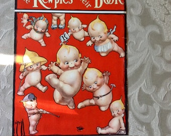 "Vintage Book Cover ""The Kewpies Their Book"" 1913 by Rose O'Neill"
