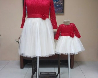 Mother Daughter matching Dresses, mommy and me outfits, mommy and me dresses, mother daughter dresses, mom and daughter matching outfits