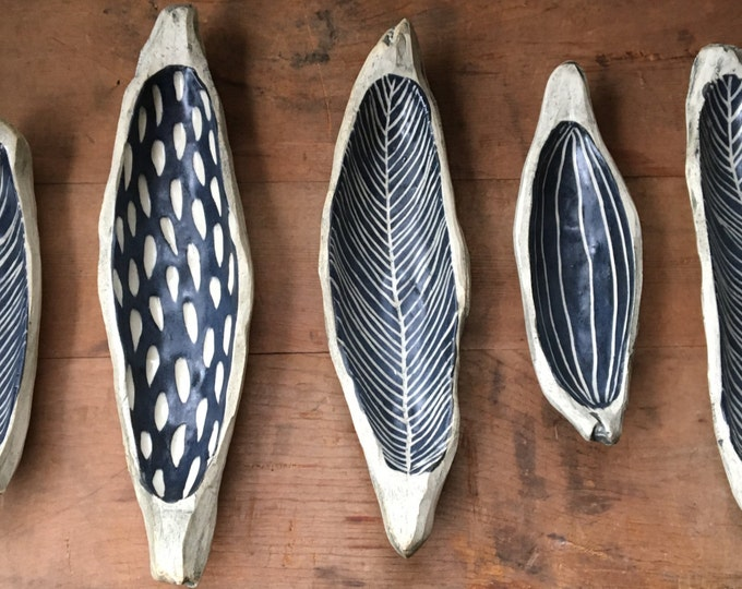 Feather trays
