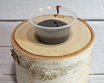 Unsulfured Molasses (2 or 4 oz cups) - Hermit Crab Food - Organic - Hermit Crab - Pet Food