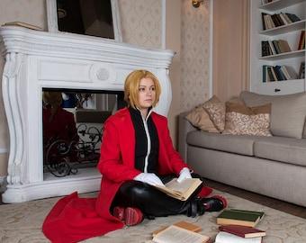 Ready to ship - Fullmetal alchemist - Edward Elric - cosplay costume