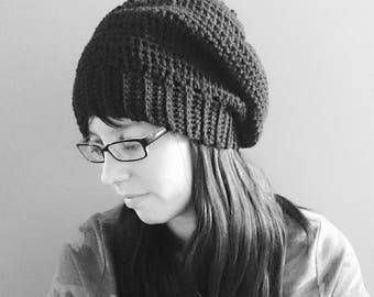 Ladies Urban Slouch Beanie - Assorted Colours
