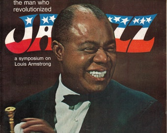 SATURDAY REVIEW ~ 1970/07/04 ~ Louis Armstrong