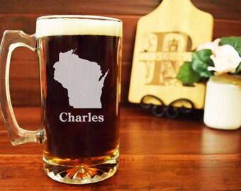 Wisconsin Beer Etsy