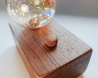 """LAMPolla Vintage"" table LED lamp"