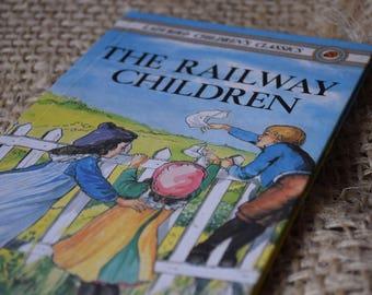 The Railway Children. A Ladybird Children's Classics Reading Book. Series 740. First Edition. 1984