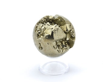 Small Pyrite Sphere