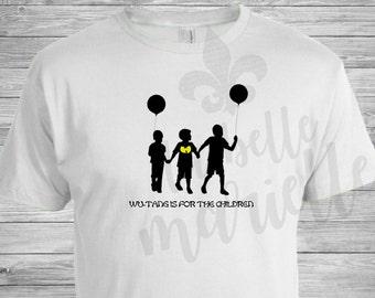 Wu-Tang Is For The Children Tshirt - Wu-Tang Clan Shirt - Wu-Tang T-shirt