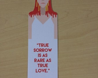 Stephen King Bookmark 'Carrie'