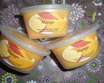 Mango - wax melts - wax shots - candle melts - tart melts - home fragrance - Buy 10 get 1 Free