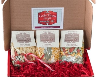 Three  Soup  Gift Box