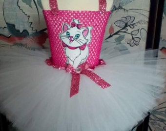 Princess Tutu Dress inspired by the Aristocats