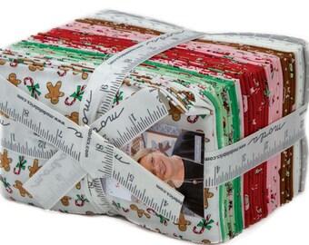 Sugarplum Christmas - (35) F8s - Bunny Hill Designs