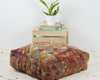Korean Floor Pillows : Kilim fabric Etsy