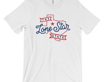Texas Lone Star State Nickname T-Shirt