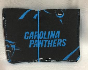 Carolina Panthers Credit Card/Business Card Holder/Wallet