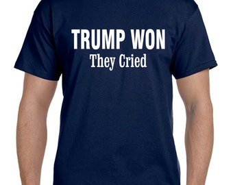 Boyfriend Gift, Dad Gift, Mens Gift, Father Gift, Brother Gift, Trump Shirt, Teen Mens Gift, Teen Boy Gift, Conservative Gifts T Shirt (157)