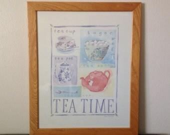 Lucy Davies ~ Tea Time