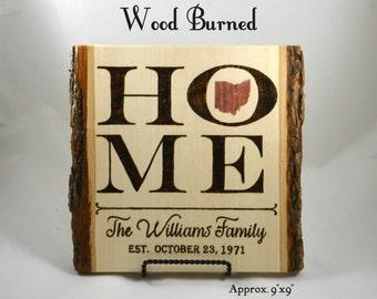 Wooden Signs, Home Sign Decor, Last Name Establish Sign, Wood Burning Art, Rustic Signs, Reclaimed Wood, Custom Wood Signs, Wood Wall Art