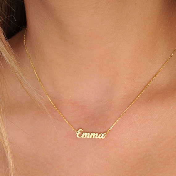 Personalized Name Necklace Personalized Necklace Personalized