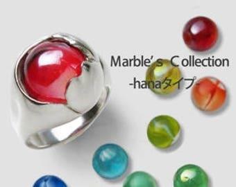 Let jade ring Colors Change Ring [hana]