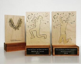 Trophy / award / prize