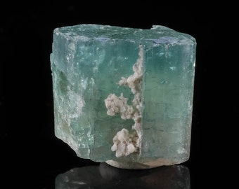 9.5g Blue TOURMALINE Crystal from Namibia - for Jewelry Making, Raw Tourmaline Ring, Tourmaline Necklace & Rough Tourmaline Jewelry 23335