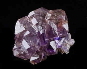 4.5cm AMETHYST QUARTZ Cluster - Raw Amethyst Cluster, Amethyst Crystal, Raw Quartz Crystal, Healing Crystal, Raw Crystal Specimen 7882