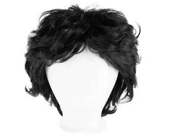 Shin - Wig 4'' Fluffy Curly Short Cut with Short Bangs