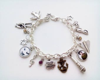 Harry Styles sharm bracelet - Harry Styles jewelry - One direction bracelet