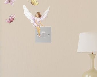 Fairy Decal, Fairy Decals, Fairies, Fairy Wall Stickers, Fairy Wall Decals, Part 17