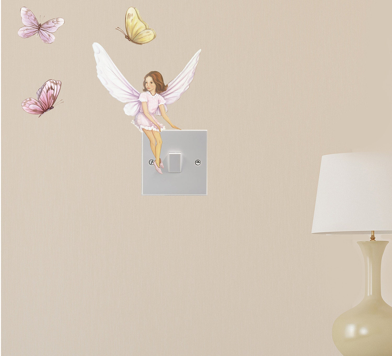 Fairy decal fairy decals fairies fairy wall stickers fairy zoom amipublicfo Gallery