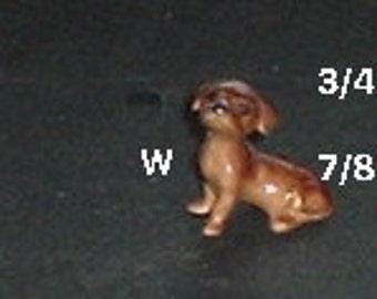 "Miniature DOG ""W"""