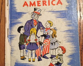 We Love America: Simple Stories of American Living 1942