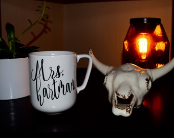 Mrs Coffee Cup