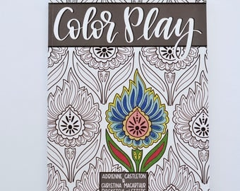 Color Play Coloring Book